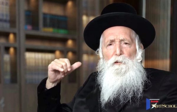Yitzchok Dovid Grossman